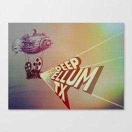 Blimpy Canvas Print