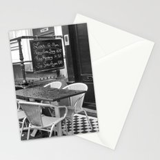 Lunch Under The Rain - Amsterdam Stationery Cards