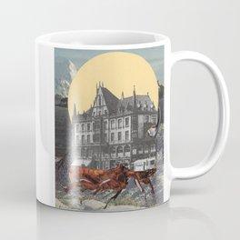 The mobile city Coffee Mug