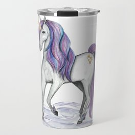 The Guardian Unicorn Travel Mug