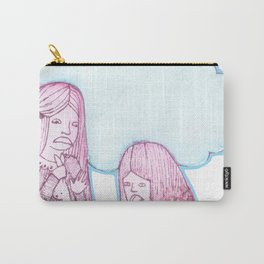 Rabbit Girls Carry-All Pouch
