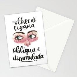 Capitu Stationery Cards