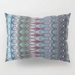 Transitory Waveform Pillow Sham