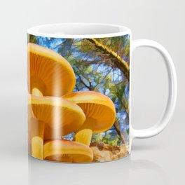 Blackbird Mushrooms Coffee Mug