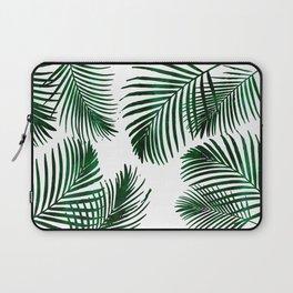 Tropical Palm Leaf Laptop Sleeve