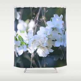 Hawthorn Echoes Shower Curtain
