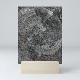 UZ Sect end Mini Art Print