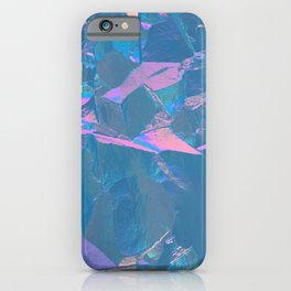 Holographic Artwork No 2 (Crystal) iPhone Case