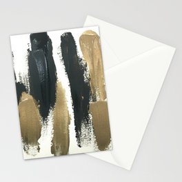 Obsessions in Black Stationery Cards