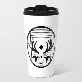 Faction symbol buck Travel Mug