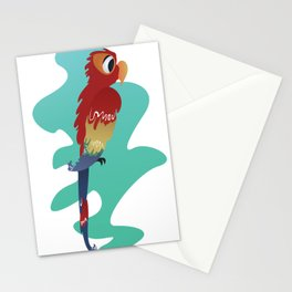 Little Parrot Stationery Cards