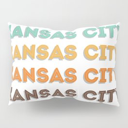 Kansas City Pillow Sham