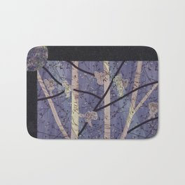 Ode to the Fairy Moon Bath Mat