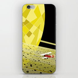 Lost In Time and Space iPhone Skin