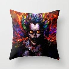 death god Throw Pillow