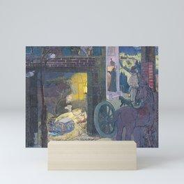 Maurice Denis - Nativite Mini Art Print