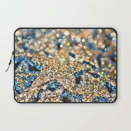 Starry Wishes and Bokeh Dreams... Laptop Sleeve