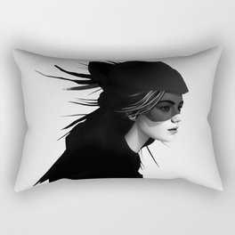 The Drift Rectangular Pillow