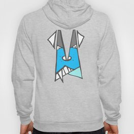 Blue dog Hoody