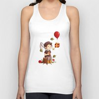 animal crossing Tank Tops featuring Animal Crossing by MaliceZ
