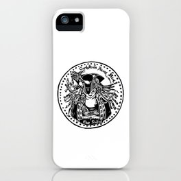The GurdyBird Shilling iPhone Case