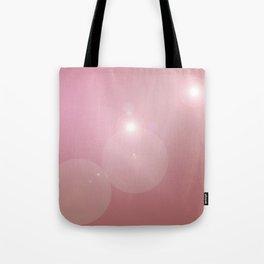 Pinkish Pastel Tote Bag