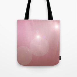 Pinkish Pastel Tote Bag