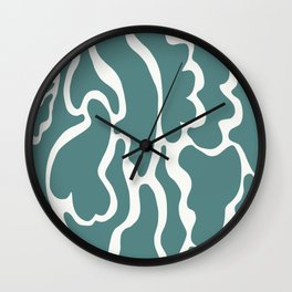 Pattren no.6 Wall Clock