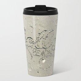Folly Beach Metal Travel Mug