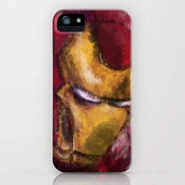 Jarvis iPhone Case