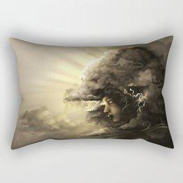 The Stormqueen Rectangular Pillow