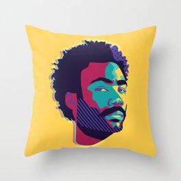 Hey Don Throw Pillow