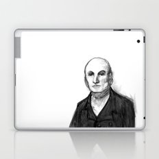 John Quincy Adams : Chock Full O' Quincy. Laptop & iPad Skin