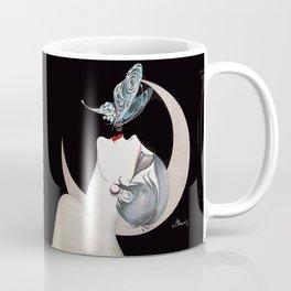Art Deco Woman Coffee Mug