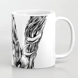 The Illustrated W Coffee Mug