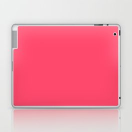 Infra Red - solid color Laptop & iPad Skin