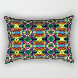 Kaleidascope  Rectangular Pillow