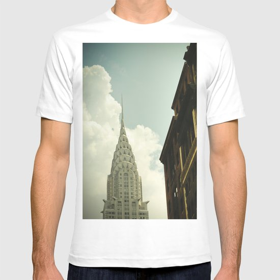 The city of the fighting styles T-shirt