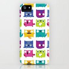 Cats Slim Case iPhone (5, 5s)