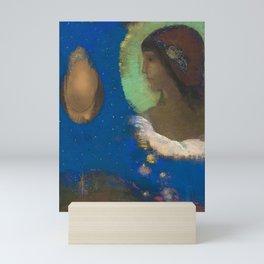 Sita by Odilon Redon, 1893 Mini Art Print