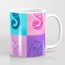 Seahorses Coffee Mug