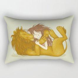 Wild Friendship Rectangular Pillow