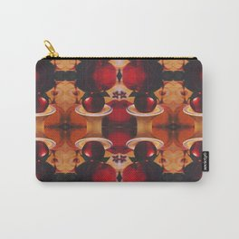 Apple of my Eye Photographic Pattern #1 Carry-All Pouch