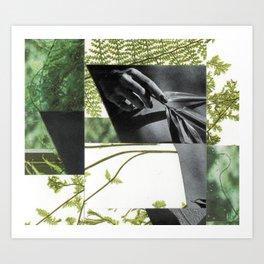 Green Fingers Art Print