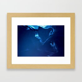 Abstract Deconstructing Y Framed Art Print