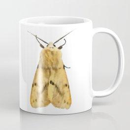 Golden Moth Coffee Mug
