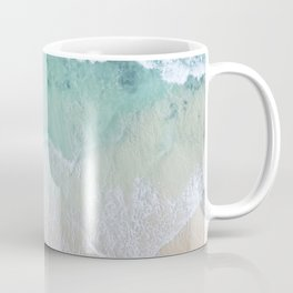 Green Sea Coffee Mug