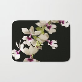 Calanthe rosea Orchid Bath Mat