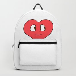 Heartface Backpack