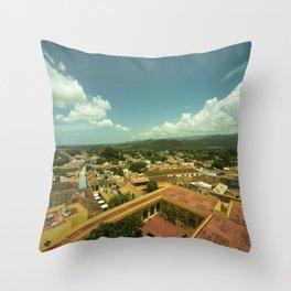 Trinidad Vista Throw Pillow